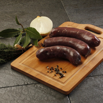 Boudin noir  « traditionnel »